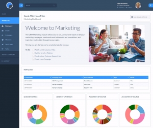 RSS - Marketing Dashboard