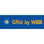 CRM by WEB logo