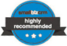 AWARDS-Highly-recommended Blue 96X67