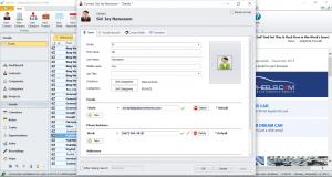 InfoFlo-CRM - Auto-populate-feature